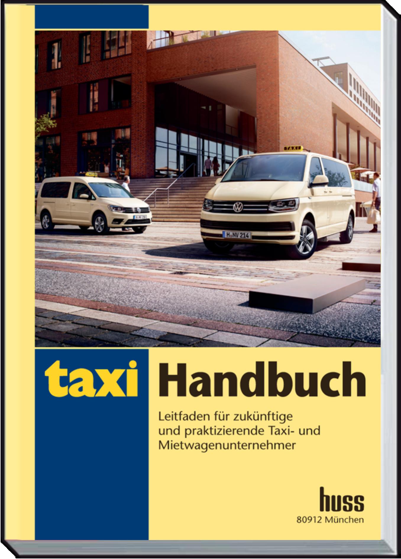 huss verlag - Taxi Und Mietwagen Prufung Muster